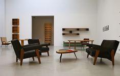 Laurence and Patrick Seguin Paris Apartment | Galerie Patrick Seguin x The Good Old Dayz x Jean Prouvé 3