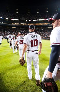 Chipper and the Braves