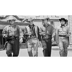 Bonanza Photograph - Western Television Series