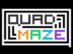 Quad Maze Playthrough 1.1 --- 1.9