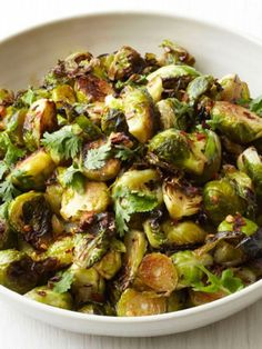 Roasted-Garlic-Brussels-Sprouts