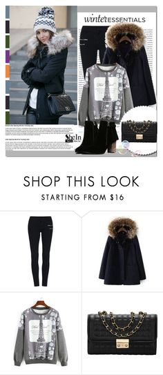 """SheIn #4 (V)"" by cherry-bh ❤ liked on Polyvore featuring Oris and shein"