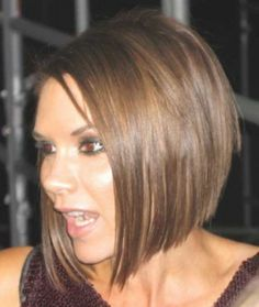 Victoria Beckham Bob Hairstyle Ideas Have you ever been thinking about the Victoria Beckham Bob hairstyle that you see look like hollywoo...