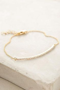 Lorien Bracelet - anthropologie.com