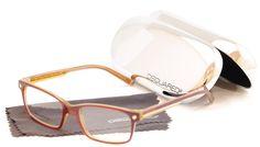 Authentic New Dsquared2 Eyeglasses Frame DQ5036 071 Burgundy Honey Plastic Italy #DSQUARED2
