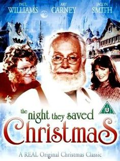 The Night They Saved Christmas (1984)  I have not seen this one! WOoo new christmas movie to see this yr!