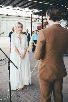Gritty Rock Roll And Hot Literally New Orleans Wedding