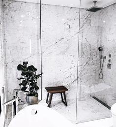 bathroom, aesthetic, and interior image Home Interior Design, Interior Decorating, Home Office, Diy Bathroom Decor, Loft, Dream Bathrooms, Home And Deco, Minimalist Interior, Home Reno