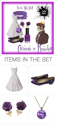 """""""You're My Doll (Cronus x Reader)"""" by alexis-miller-3 on Polyvore featuring art"""