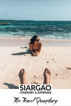 Itinerary and expenses for Siargao Island in the Philippines Itinerary and expenses for Siargao Island in the Philippines Travel Inspiration Europe Destinations, Amazing Destinations, Ukraine, Travel Guides, Travel Tips, Travel Around The World, Around The Worlds, Philippines Travel, Siargao Philippines