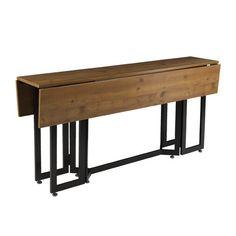 proyectos drop table hoja consolas mesas de comedor sueo hecho realidad lneas limpias espacios pequeos the leaf