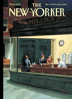 25 Capas da Revista New Yorker                                                                                                                                                                                 Mais