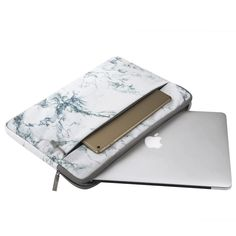 MOSISO Laptop Sleeve, Canvas Fabric Case Bag Cover for 13-13.3 Inch MacBook Pro, MacBook Air, Notebook Computer, 12.9 iPad Pro, Marble Pattern: Amazon.co.uk: Computers & Accessories