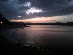 Kei river sunset splendor