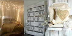 romantic, bedroom, decorating ideas, shabby chic