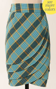 Bedford Skirt @ Downeast Basics