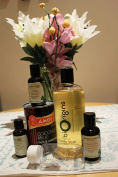 How to make your own shampoo at home