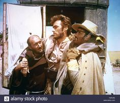 Clint Eastwood, Eli Wallach / The Good, The Bad And The Ugly 1966 directed by Sergio Leone