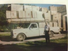 Boyd Stout used to load that truck high!