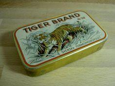Tiger Brand Svenska Tobaksmonopolet