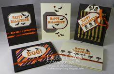 Debbie's Designs: My Paper Pumpkin September! Stampin' Up!