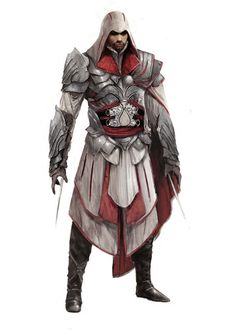 The best assassin costume !!!!!!!!! - Assassin's Creed Revelations