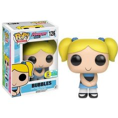 Funko Pop! Bubbles Powerpuff Girls SDCC 2016 First to Market (SDCC Sticker)