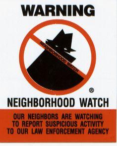 Neighborhood Watch www.soslocksmith.com