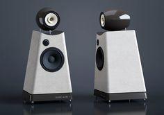 Bodor Audio high-end speaker.