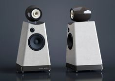 Bodor Audio high-end speaker.