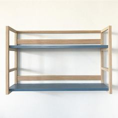 Stilleben Kitchen Shelf - Misty Blue, til køkken!