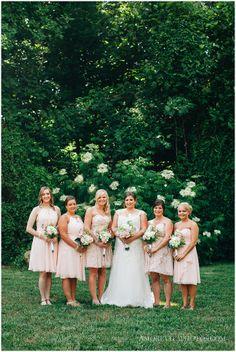 ... bridesmaidsdresses #pink #pretty #charlotte #destinationwedding