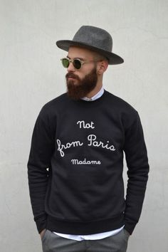 alkarus: Not from Paris Madame (via Bloglovin.com )