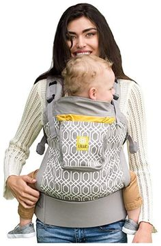 c902c93ca5d Lillebaby 4 in 1 Essentials Baby Carrier - Park Place