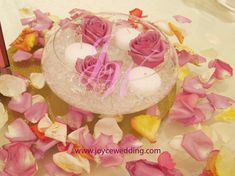 #Roses #Centerpieces for #Wedding #Reception