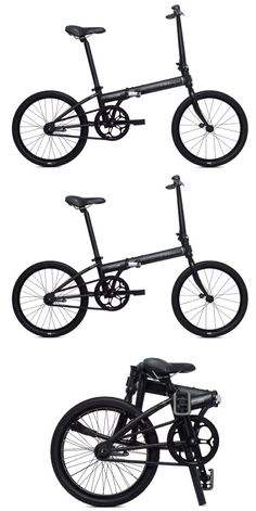 Dahon Speed Uno Folding Bike, Shadow - When Dahon released the widely popular Mu Uno folding bike they found that the simple one-speed design was widely popular with urban commuters. It's simple, lightweight, and even looks cool. The Dahon... - Folding Bikes - Sporting Goods$418.96