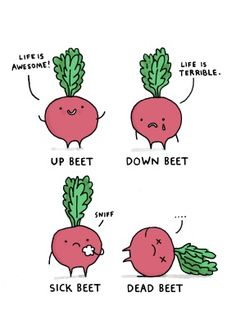 Beets | Funny Card | OD1014