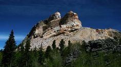 """The Crazy Horse Memorial in South Dakota is by far the biggest, baddest, most impressive feet of monumental sculpture on the planet!  My…"
