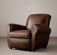 Parisian Chair - just like PB Manhattan, but surprisingly $450 cheaper...