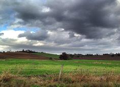 Landscape Osimo An Italy