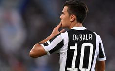 Download wallpapers Paulo Dybala, 4k, Juve, footballers, Juventus, Italy, Serie A