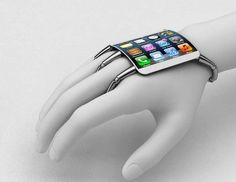#WebDesign Principles in Wearable Technology