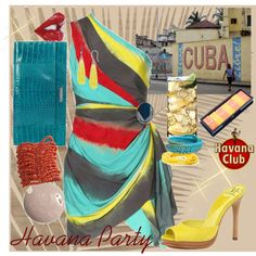 Havana Party Outfit