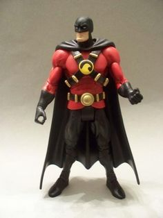 Kingdom Come Red Robin Custom Action Figure