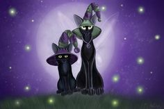 'Magic and Mischief' by Ash Evans on artflakes.com as poster or art print $16.63