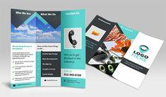 Tri-Fold #Brochure #PSD #Mockup, #Free, #Print, #Resource, #Template, #Vector