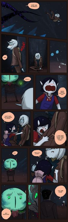 Marceline and Simon comic. Holy crap, I'm gonna die!