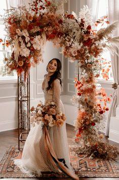 Wedding Bells, Boho Wedding, Wedding Ceremony, Dream Wedding, Wedding Day, Perfect Wedding, Floral Wedding, Rocker Wedding, Ceremony Arch