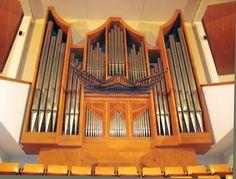 Órgano del Palau de la Música de Valencia. Gerard Grenzhing