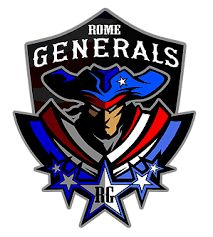 "Rome Generals, New York -New York Collegiate Baseball League- /""Sending Players To The Pros Since 1978""/ Div: East #RomeGenerals #NewYork #NYCBL (L21452)"
